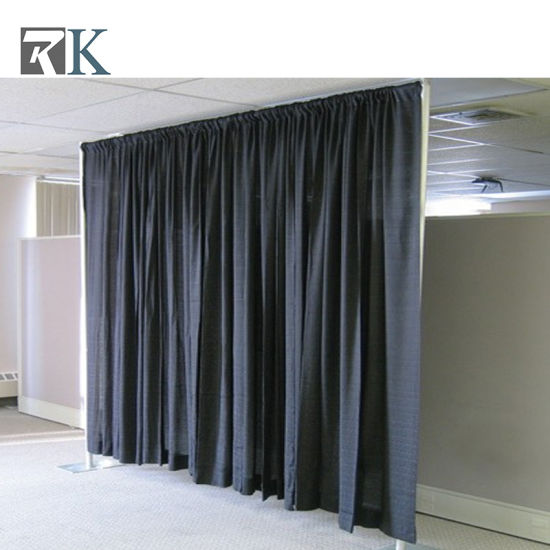 Wholesale Aluminum Adjustable 7FT-12FT Upright Pipe and Drape for Rental pictures & photos