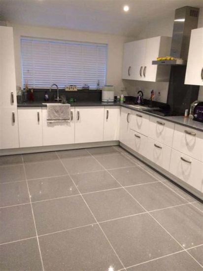 China 15mm Artificial Stone Floor Tile Quartz Tiles For Floor