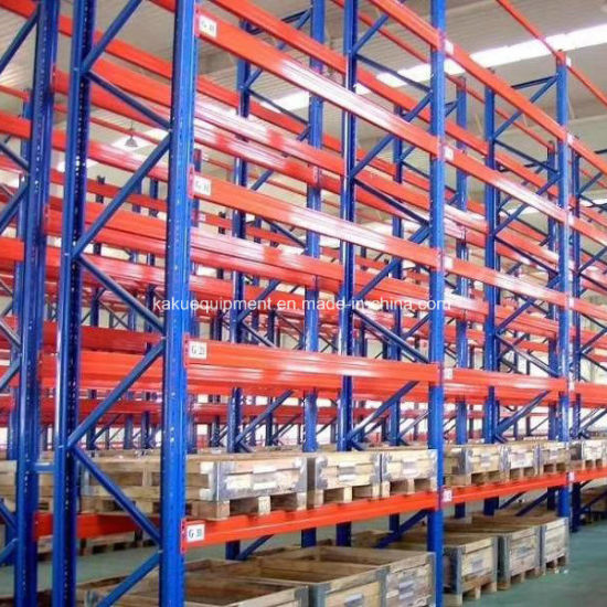 Selective Pallet Storage Shelving for Industrial Warehouse Use