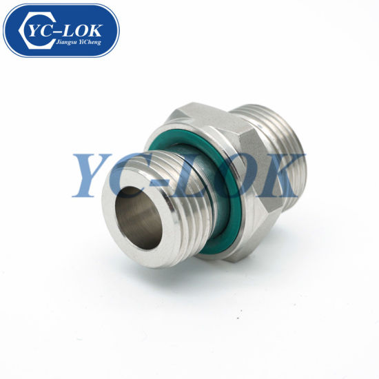 Compression Fittings Bsp Male Captive Seal Fittings