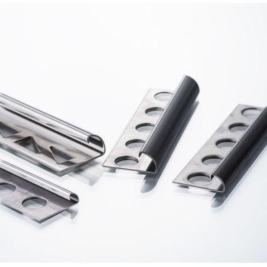 Niuyuan Quarter Round Tile Trim Stainless Steel Metal