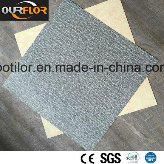 PVC Vinyl Floor Tiles / Luxury Vinyl Tiles / Glue Down /Dry Back 2mm 2.5mm 3mm