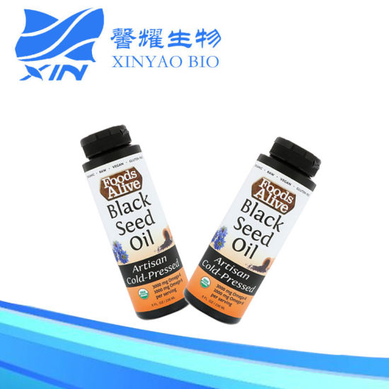 Foods Alive Organic Black Seed Oil Cold-Pressed