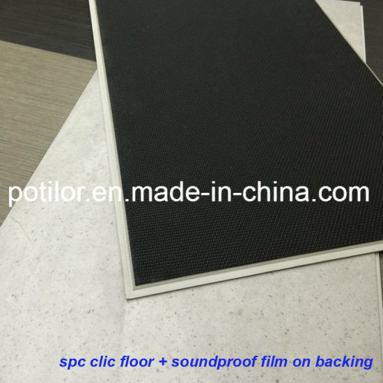 Stronger and Cheaper Spc PVC Vinyl Flooring Planks pictures & photos