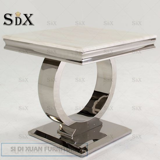 Stainless Steel Lamp Table Side Table Dining Room Furniture pictures & photos