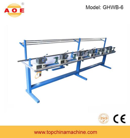China 6 Position Digital Yarn Winding Machine Winder Machinery