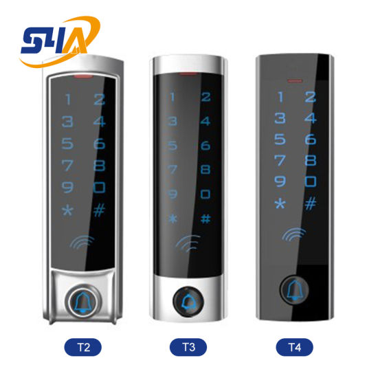 One Door Solution for Touch-Screen Access Control
