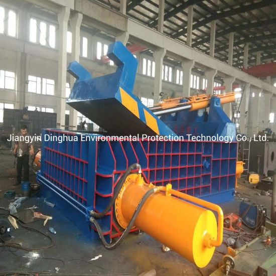 OEM Factory Ce Hydraulic Scrap Metal Compactor/ Waste Steel Baler/Cans Metal Balers