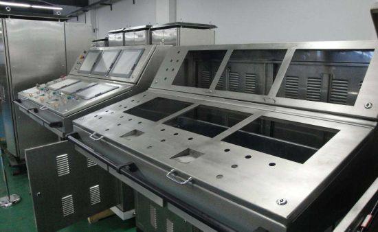 Custom Sheet Metal Laser Cutting Work