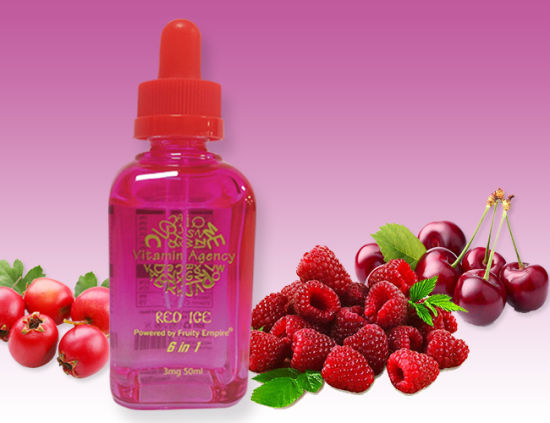 6 Mixed Fruits Flavor E Liquid for Sale