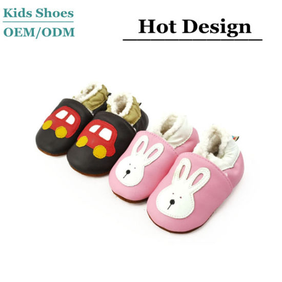 2019 Guangzhou Comfortable Soft Baby Walking Shoes and Baby Shoes