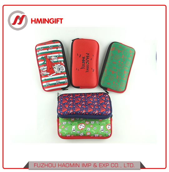 New Products Small Neoprene Wallet Neoprene Handy Coin Purse pictures & photos