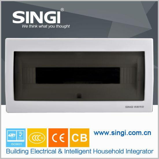 15 Ways Metal MCB Distribution Box Gnb -10 with Ce