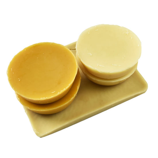 OEM Natural Bee Wax Organic Bee Wax Yellow pictures & photos