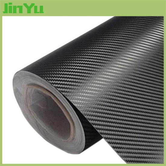 Textured Carbon Fiber Vinyl Sticker for Car Decoration pictures & photos