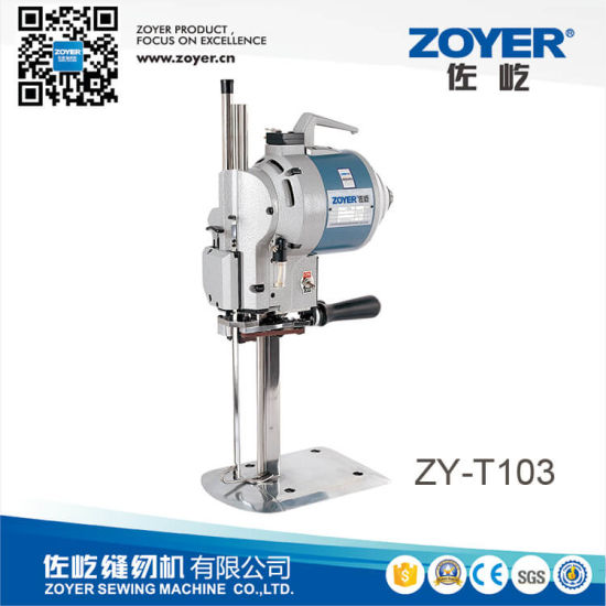 Zy-T103 Straight Knife Auto-Sharpening Industrial Cutting Machine
