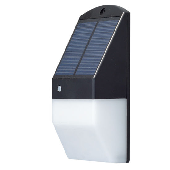 Solar Wall Light with Motion Sensor Radar Induced Wall Light pictures & photos