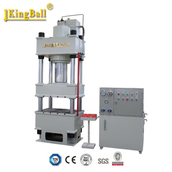 Electric Automatic CNC Power Press Machine for Ss Sheet