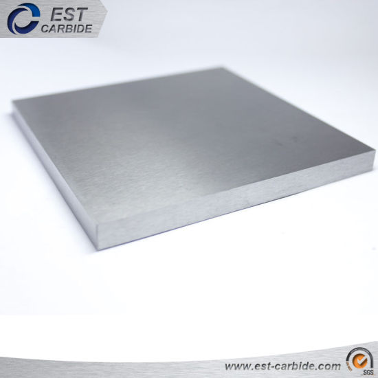 Fine Polished Widia Plate in Size 1-300 mm