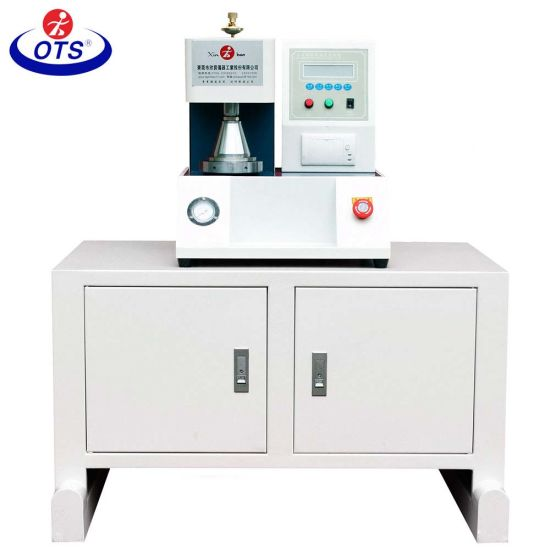 Labratory Automatic Paperboard Burst Strength Tester