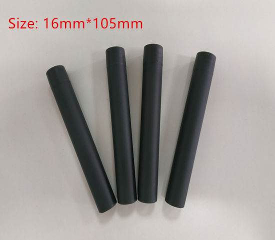 105mm X16mm Plastic Screw Top Plastic Joint Tube Holder for Cartridge
