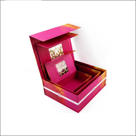 Packaging Chinese New Year Gift Box Marriage Gift Box To Be