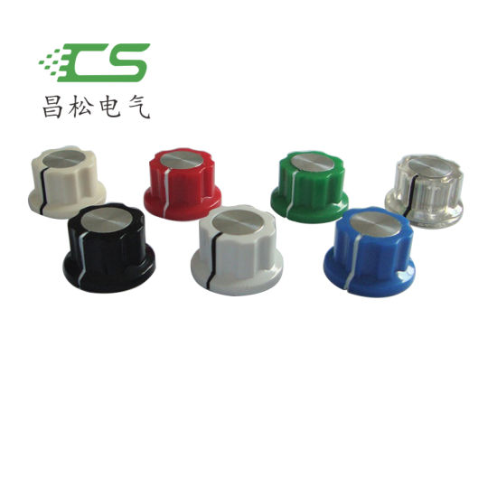Professional Manufacturer Plastic Switch Knobs