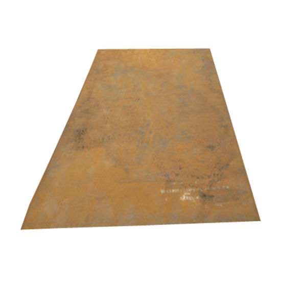 Building Material Hot Rolled Q235nh Weather Resistant Corten Steel Plate