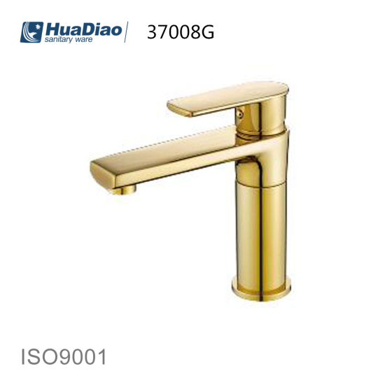 China Gold And Brass Chromed Basin Mixer Taps Bathroom Tap China