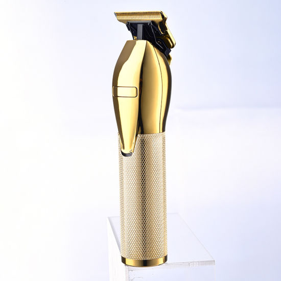 Factory Wholesale Hair Trimmer for Men Barber Shop Professional Electric Shaver Rechargeable Razor Hair Clippers Hair Cutting Machine