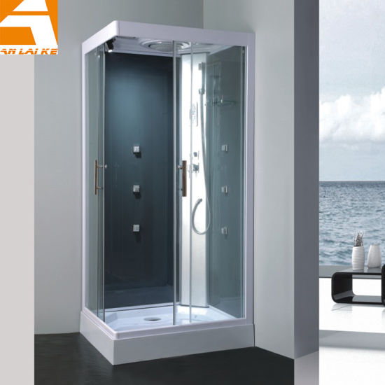 Prefab Sliding Door Aluminum Shower Room (KF-T019)