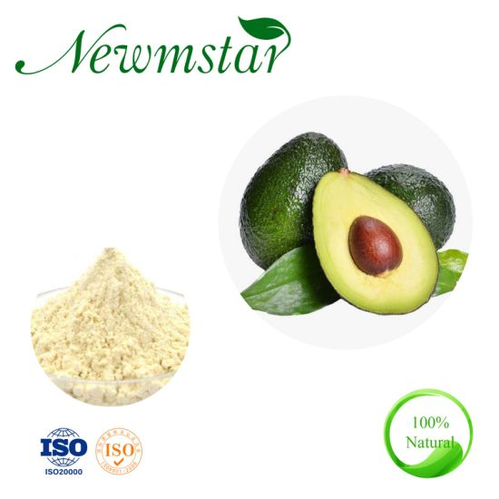 High Quality Natural Avocado Extract 4: 1~20: 1 Avocado P. E., . Isoflavones 40%