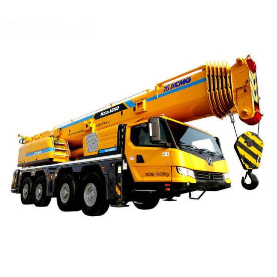 100ton High Quality All Terrain Hydraulic Mobile Crane