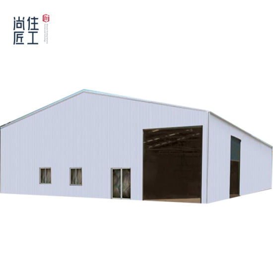 China Rigid Frame Steel Solutions Building China Round Steel