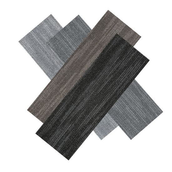 China PP Surface PVC Backing Rectangle Carpet Commercial