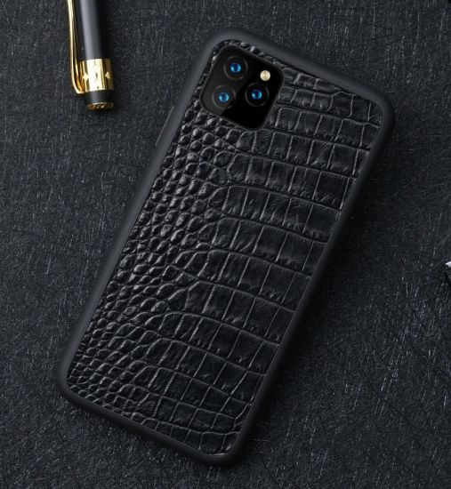 PC015b iPhone 11iPhone 11 PROiPhone 11 PRO Max Leather Case Slim