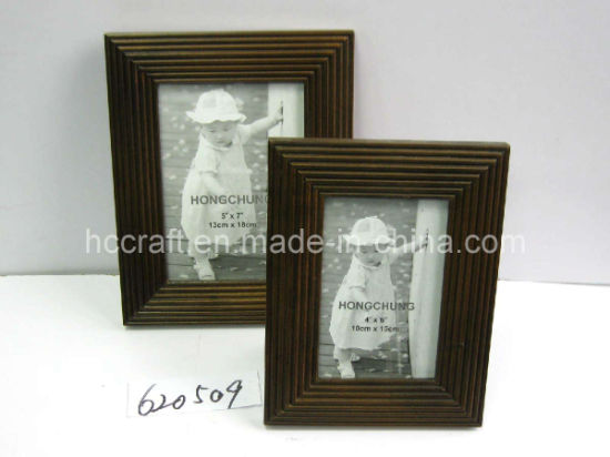 Solid Wooden Photo Frame / Wall Decoration pictures & photos