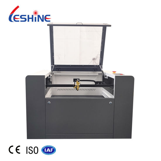 Small CNC 4060 Laser Engraving Machine Price for Wood Paper Acrylic Glass Leather Bottle Tag