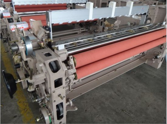 Plain Shedding Water Jet Loom pictures & photos