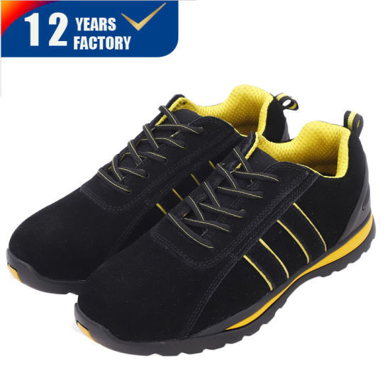 China Wholesale Cheap Price Men's Sports Shoes Casual Safety Safe Toe Safety Shoes