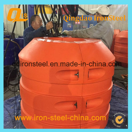 MDPE Pipe Floater for Dredging Project pictures & photos