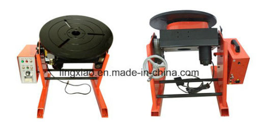 Ce Certified Flange Welding Positioner for Circular Welding pictures & photos