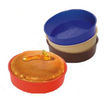 FDA Approved Logo Customized Bakeware Silicone Cake Mould