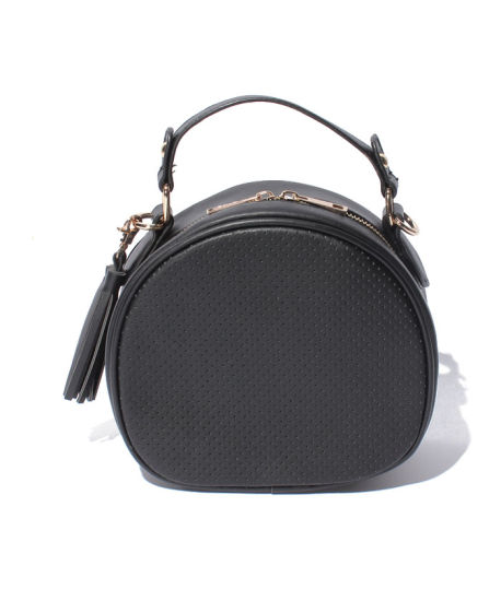 New Arrival PU Leather Bowling Bag Women Shoulder Bag (XR0827) pictures & photos