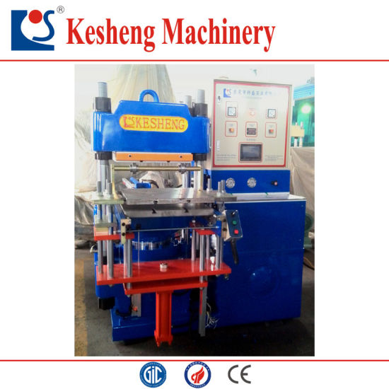 Small Productivity Rubber Vulcanizer with Single Working Station (20H2s)