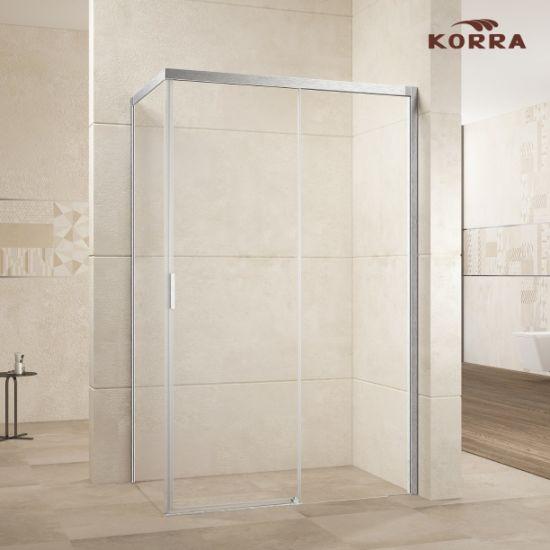 Invisible Rollers New Design Sliding Shower Door L06231