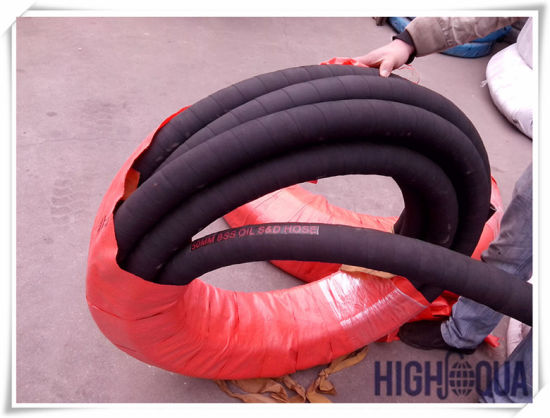 High Performance Best Price Chinese Vacuum Hose for Oil