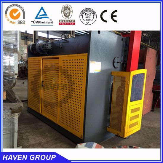 High Quality Metal Sheet bender Hydraulic Steel Plate bending machine pictures & photos