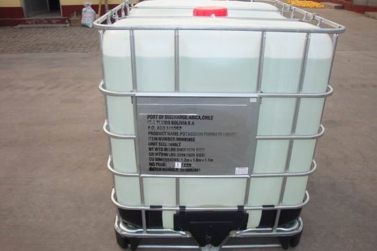 China Potassium Formate Liquid and Solid - China Potassium, Formate