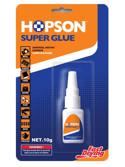 10g Plastic Bottle Super Glue (HCP-010)